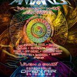 antaris festival 2016   -   psytrance set  part 2