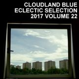 Cloudland Blue Eclectic Selection 2017 Vol 22