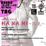 "Shangri-La 57 @ageHa, Tokyo ""HA NA MI ~花見~"" [ARENA] ::TAG"