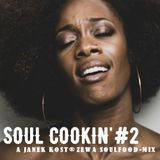 Soul Cookin' #2 [ Angie Stone, Lee Fields, Dionne Warwick, BJ The Chicago Kid, Erykah Badu ]