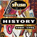 DJ SS MC'S NAVIGATOR - SKIBADEE - DET - FIVE'O - STUSH - HISTORY SESSIONS - NOV 1996