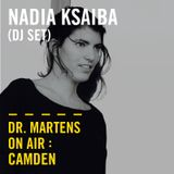 Nadia Ksaiba (DJ Set) | Dr. Martens On Air: Camden