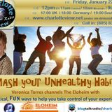 Jan 22 ~ Charlotte View: SMASH your Unhealthy Habits with Veronica & The Eloheim