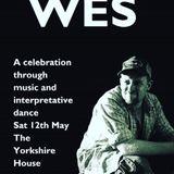 Wes Benefit Night Mix