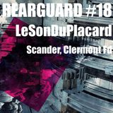 Rearguard #18 LeSonDuPlacard