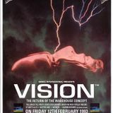 Seduction Vision 'The Return of the Warehouse Concept Part 1' 12th Feb 1993