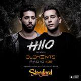 HIIO - ELEMENTS Radio #39 Live Set at STORYLAND 01-03-16