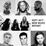 September 2017 New Music Report