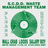 Steel City Dance Discs w/Mall Grab, Loods and Salary Boy  -  17th May 2018