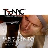 LXIV TSoNYC - Fabio Genito  - Exclusive Mix - May 22- 2013 mix