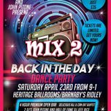 DJ Jeff Rice Back in the Day Mix 2