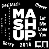 Sorry Because of You Sexy Love Promise 24K Magic Let Me Love You Closer (Clark Ngo Mashup)