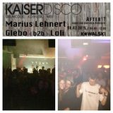 Kaiserdisco - 08.02.2015 After!? at Kowalski Club Stuttgart (Germany)