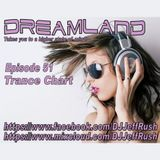 Dreamland Episode 51, July 12th 2017, New Uplifting Trance Chart