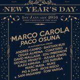 Nuke @ elRow Año Nuevo // 1 ENE 2016 - Fabrik Club Madrid