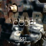 WARcode 551 DJset de Christian IV E Machina @ munich 30082018