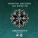 Rinse FM - Hospital Records w/ Mullett & Urbandawn (26.10.2016)