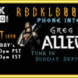 Reckless Ronny Interview with Greg Burgess of Allegaeon