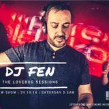 DJ Fen 'Love Bug Sessons' / Mi-Soul Radio / Sat 3am - 5am / 29-10-2016