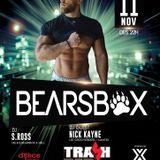 Nick Kayne - bearsbox @ Trash bar (live dj set)