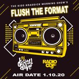Digital Dave Live On The Kidd Kraddick Morning Show 1.10.20