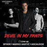 Ascaloon b2b Dfndr LIVE @Gentlemens Club 11.11.2018