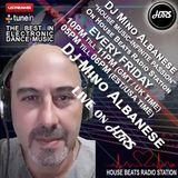 Mino Albanese Dj Presents-House Music Infinite Passion-Live on HBRS-09.03.2018