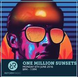 One Million Sunsets 6th June 2016