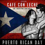 Cafe Con Leche (The PR Parade Edition)