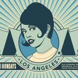 DJ Davi Zaidan live Motown On Mondays Los Angeles, june 27 2016