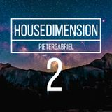 House Dimension podcast 2 by Pieter Gabriel