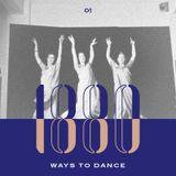 1880 Ways To Dance #1