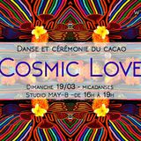 The Alchemical Dancer - Cosmic Love - Dance & Cacao Ceremony in Paris
