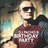 Pacho Birthday mix 2009