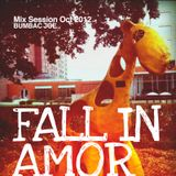 Fall in Amor (The October mix session)