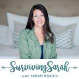 Re-release Sarah Rieke | Facing Grief & Fear