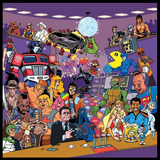 Saturday Morning Madness - Remastered Retro Cartoon Themes (1982 - 1995)