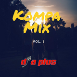 DJ A Plus - Kompa Mix Vol. 1 (Feat. T-Vice - Moving On, Kaï - Malade, Harmonik - Cheri Benyen M' & M