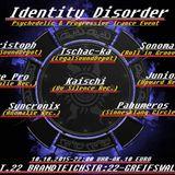 IDENTITY DISORDER II.I0.20I5 BT22