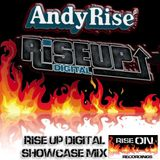 Andy Rise - RiseUp Digital Showcase