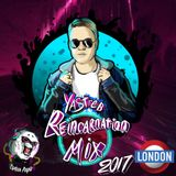 Reincarnation Mix 2017, CD 1, Mixed by YASTREB