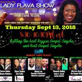 Female Gospel Reggae Nominees of the 2018 Lady Flava Radio 5th Anniversary Award Show