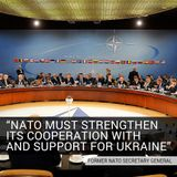 'NATO Must Strengthen Its Cooperation With And Support For Ukraine' – Former NATO Secretary-General