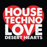 Deep Tek House - Desert Hearts 2014 Mixtape Contest