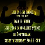 David Vunk - Life is live radio may 7 2014 intergalactic fm