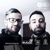 Phantom & Julian - Wicked 7 radio show on Ibiza Live Radio - JAN 2017