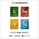 Greenie - The Elements Residency Launch, Beta Nightclub - June 2017