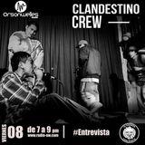 Alterando Conciencia con Clandestino Crew