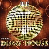 THERE IS A DISCO IN MY HOUSE