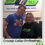 Interview with Evan from Crump Cake Orchestra on The Local - SA - 2 Nov 2017